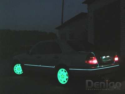 светящиеся диски