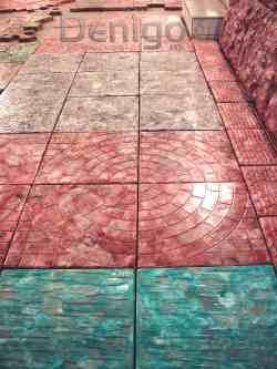 тротуарная плитка и брусчатка из ультрабетона
