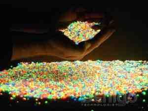 светящийся песок