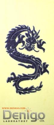 Керамопластика Дракон